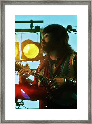 Dash Crofts Of Seals And Crofts Framed Print