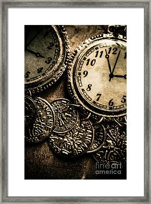 Dated Antiquities Framed Print by Jorgo Photography - Wall Art Gallery