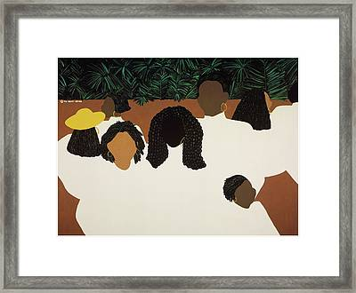 Daughters Framed Print