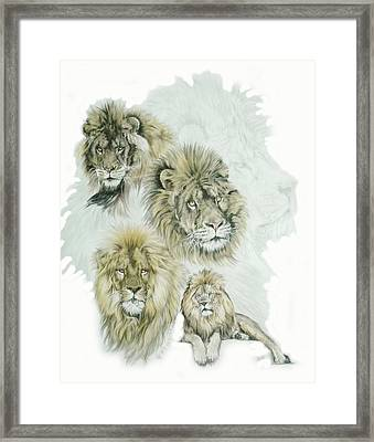 Dauntless Framed Print by Barbara Keith