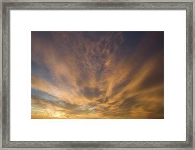 Dauphin Heavens Framed Print