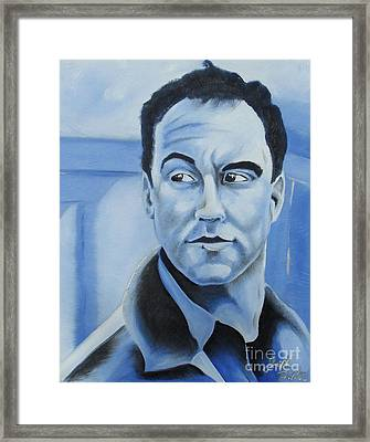 Dave Matthews - Some Devil  Framed Print