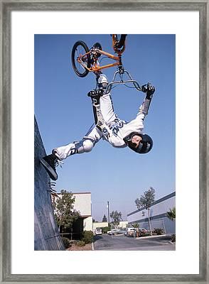 Dave Voelker 1986 Framed Print