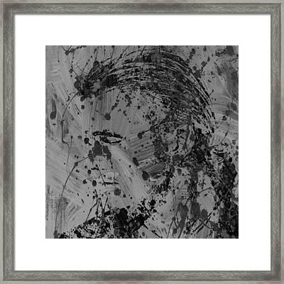 David Beckham 06a Framed Print by Brian Reaves