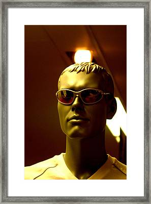 David Brodes Framed Print by Jez C Self
