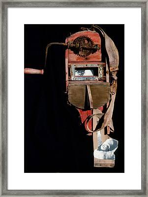 David Smith Framed Print by Bill Bernsen