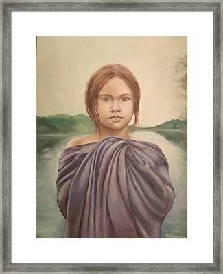 Dawn Framed Print by Dorothy Brooks