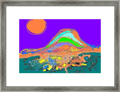 Dawn II Framed Print by Beebe  Barksdale-Bruner