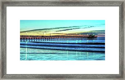 Dawn Light Framed Print