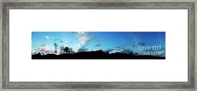 Dawn Of A New Day Treasure Coast Florida Seascape Sunrise 765 Framed Print