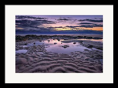 Coastal Maine Framed Prints