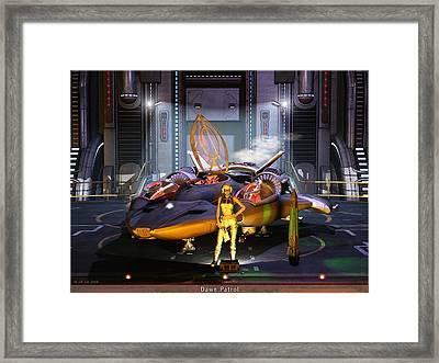 Dawn Patrol Framed Print by Jim Coe