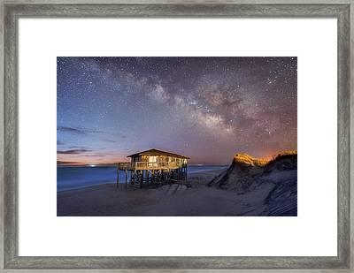 Dawn Patrol Framed Print