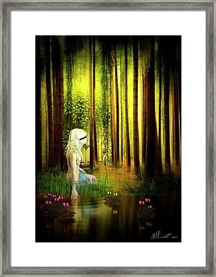 Dawn Refresh Framed Print by Svetlana Sewell