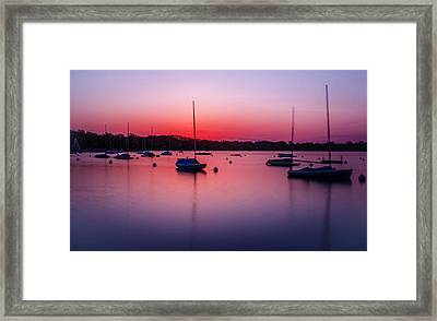 Dawn Framed Print by RC Pics