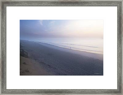 Dawning Framed Print by Brian Wallace