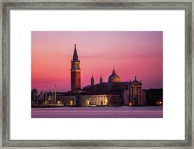 Dawning Of A New Day Framed Print by Andrew Soundarajan