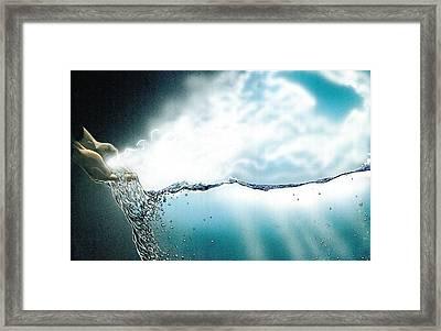 Day 2 Framed Print by Stephanie Knight