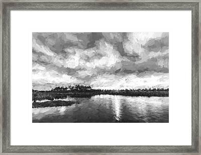 Day Beginning IIi Framed Print by Jon Glaser