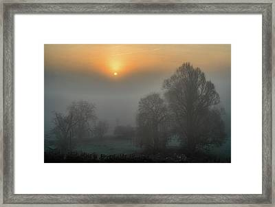 Day Break  Framed Print