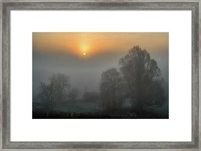 Day Break  Framed Print