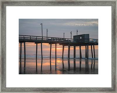 Day Break Framed Print by Kristopher Schoenleber
