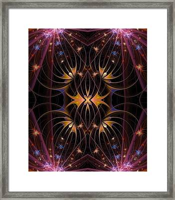 Day Dreaming Framed Print by Gayle Odsather