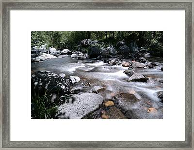 Day Dreams Are Here Framed Print