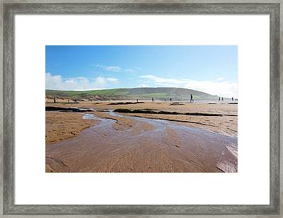 Day Out Framed Print by Svetlana Sewell