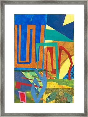 Day Tripper Framed Print by Jerry Hanks