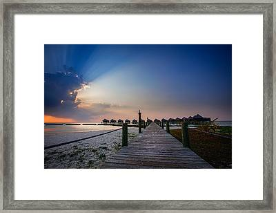 Daybreak Framed Print by Ian Good