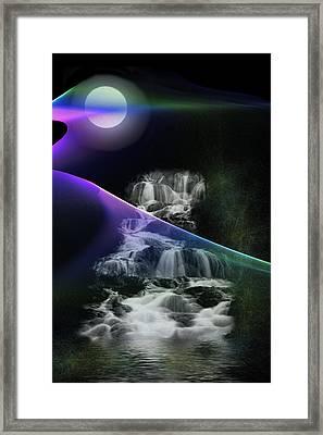 Framed Print featuring the digital art Daydream by Angel Jesus De la Fuente