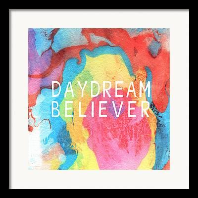 Daydream Mixed Media Framed Prints