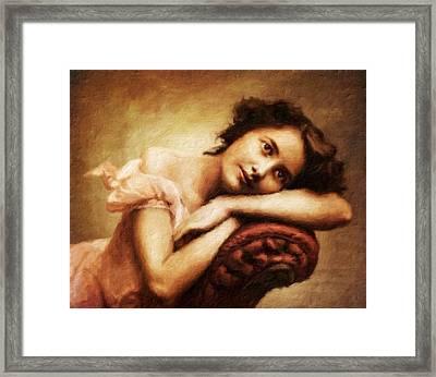 Daydream By Js Framed Print by John Springfield