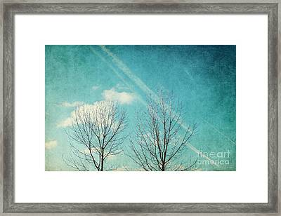 Daydreamer Framed Print by Angela Doelling AD DESIGN Photo and PhotoArt