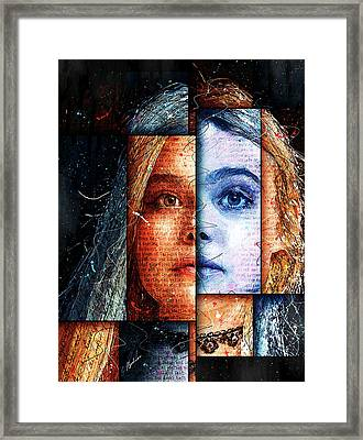 Daydreamer Framed Print by Gary Bodnar