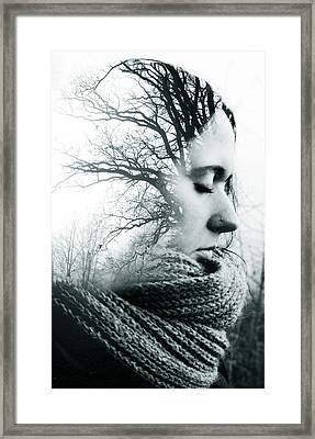 Daydreamer Framed Print by Cambion Art