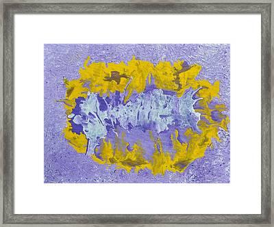 Daydreaming Framed Print by Georgeta  Blanaru