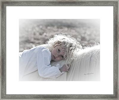 Daydreaming Framed Print by Terry Kirkland Cook