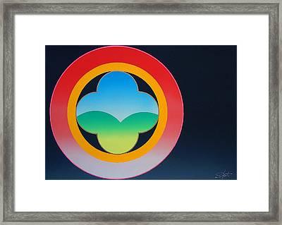 Daylight Framed Print by Charles Stuart