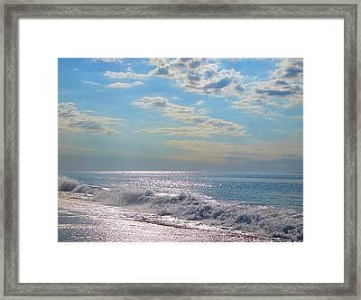 Daylight I I Framed Print