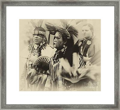 Days Gone By 3 Framed Print by Bob Christopher