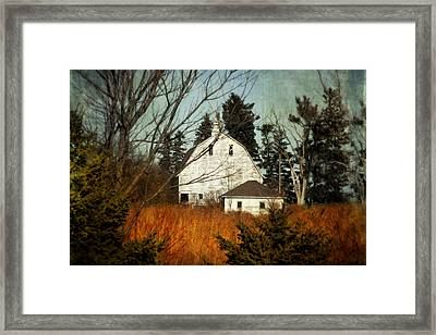 Days Gone By Framed Print by Julie Hamilton