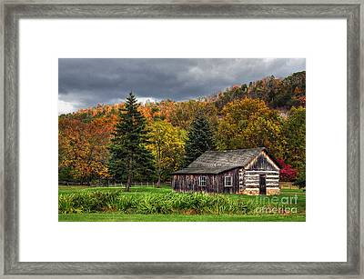 Days Gone By Framed Print by Lois Bryan