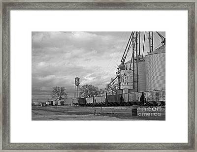 Days Gone By Framed Print by Michelle Hastings