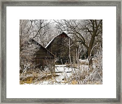 Days Gone Bye Framed Print