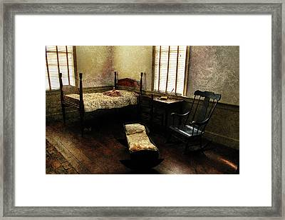 Framed Print featuring the photograph Days Of Old by Jessica Brawley