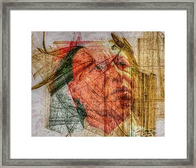 Days Past Framed Print by Randy Steele