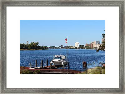 Daytime Beauty  Framed Print