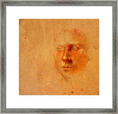 Dazed And Confused Framed Print by William Girven